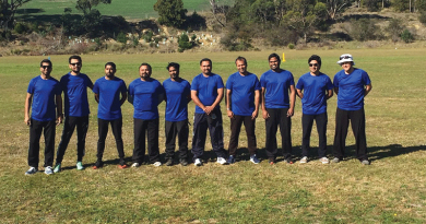 Crusaders bowled over by community spirit