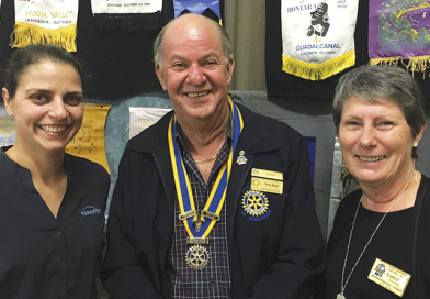 Glenorchy Rotary sponsors young engineer