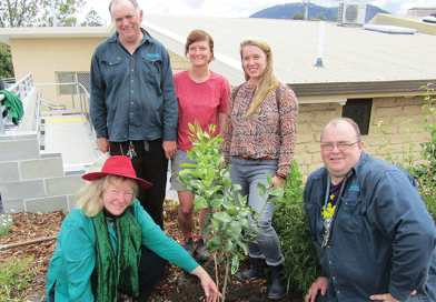 Community garden continues to thrive