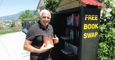Book swap ignites a passion for reading