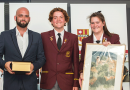 Old scholar recognised for high achievement