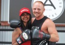 Charity fight a knock out event