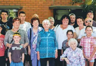 107-years of life for local senior