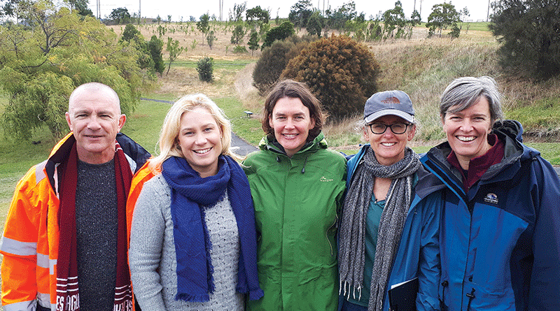 Woodlands a valuable piece of open space