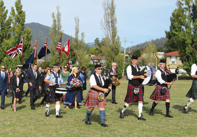 ANZAC Day pride on parade