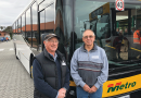 Former drivers welcome first Tasmanian-built bus