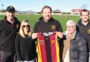 New partnership supports sporting opportunities