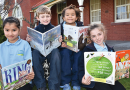 Reading fever at Moonah Primary School