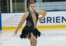 Local figure skater takes home first place