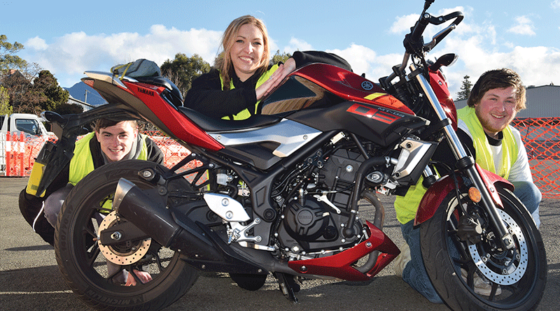 Graduates on the fast track to a safe driving future