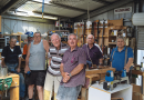 Community seeks new location for Central Men's Shed