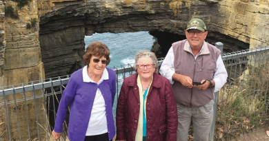 Social activities for local seniors
